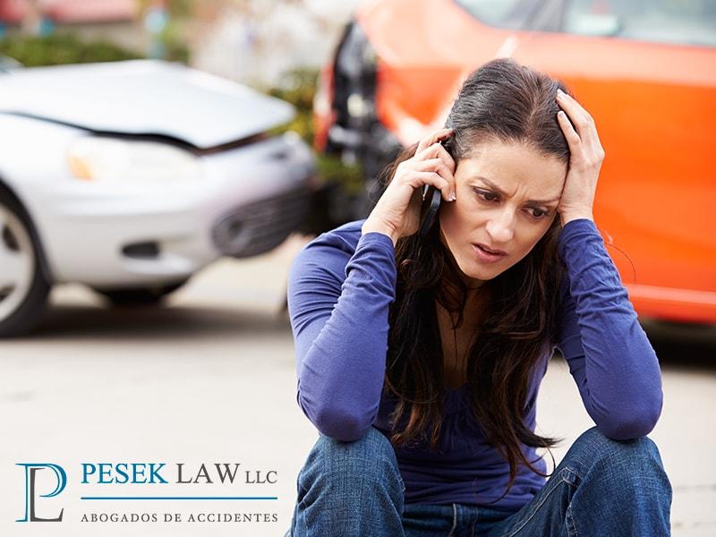 Abogado de Accidentes de Auto, Principales Causas | Pesek Law
