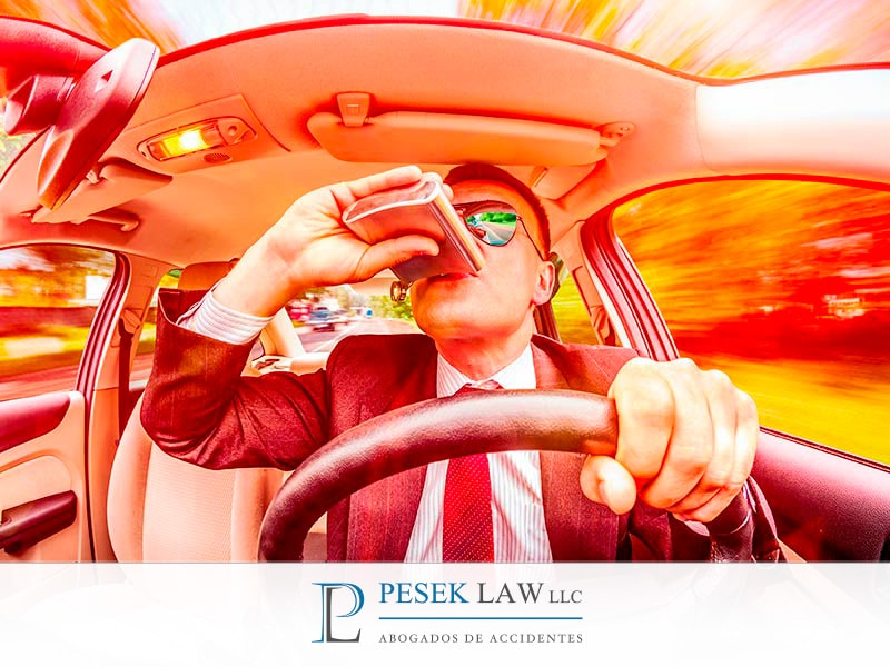 Abogado de Accidentes por Conductor Intoxicado, Causantes | Pesek Law