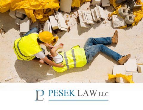 ¿Qué hacer en caso de sufrir un accidente de trabajo ? | Pesek Law