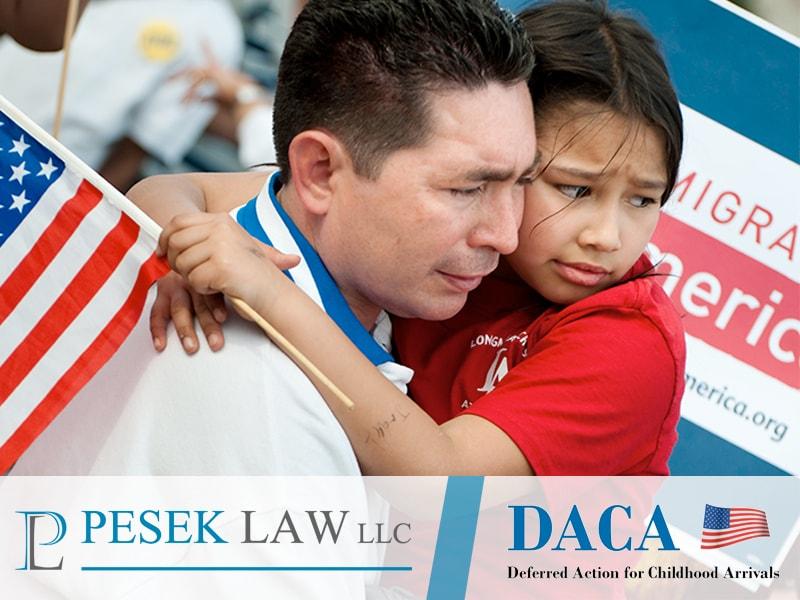 Abogado de Casos de Inmigración Situación DACA, Omaha   Pesek Law