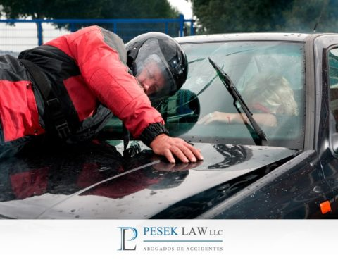 Abogado de Accidente de Moto, Qué hacer si sufro accidente | Pesek Law