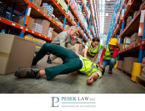 Abogado de Accidentes de Trabajo ¿accidente de trabajo? | Pesek Law