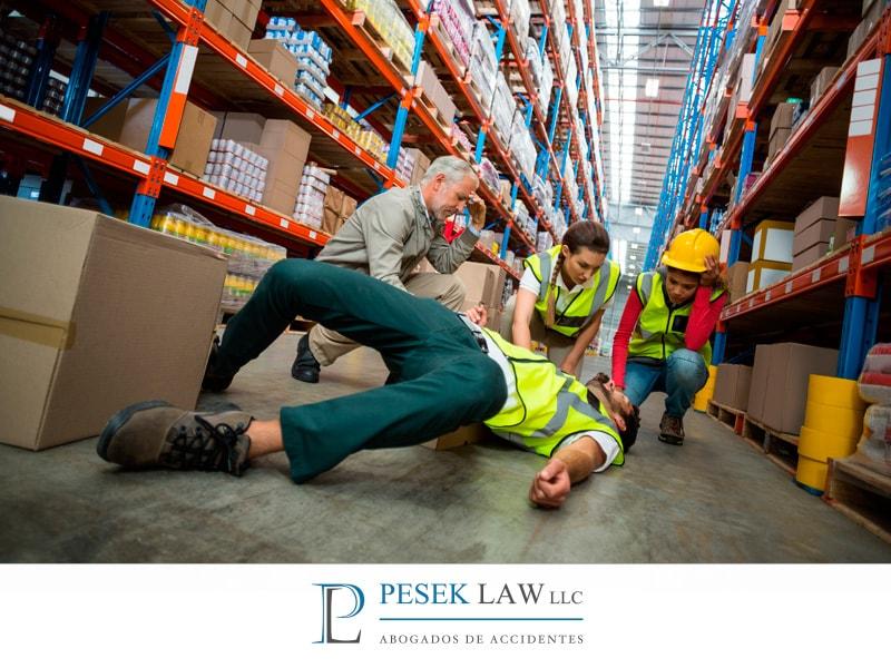 Abogado de Accidentes de Trabajo ¿accidente de trabajo? | Pesek Law