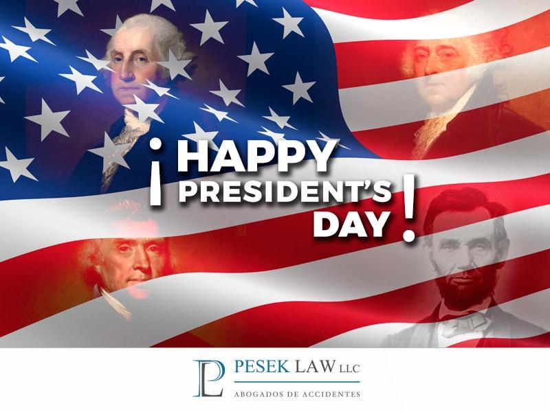 Pesek Law: Festejemos a nuestros presidentes, Omaha | Pesek Law