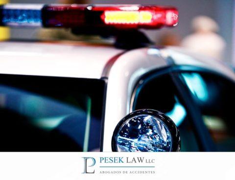 Pesek Law, Cómo actuar en detención de tránsito - Abogado de Accidente