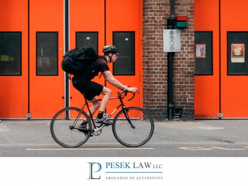 Abogado de Accidentes de Bicicleta, Precauciones de ciclista | Pesek Law
