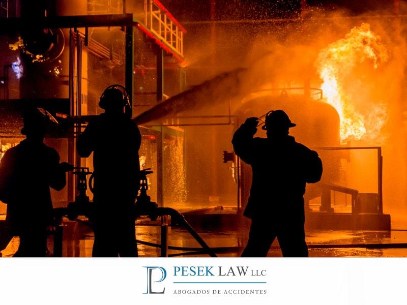 3 causas más comunes de accidentes laborales | Pesek Law