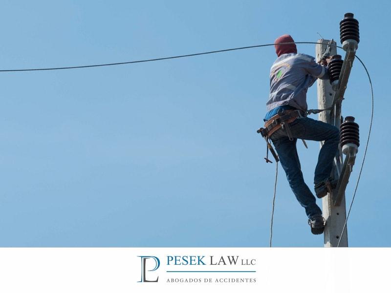 Abogado de Accidentes de Trabajo, Qué recibir en accidente | Pesek Law