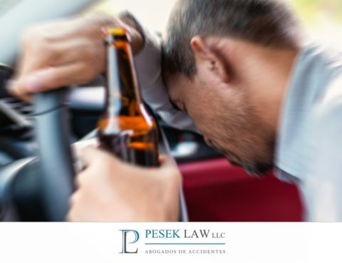 Abogado de Accidente por Conductor Intoxicado, qué pasa | Pesek Law
