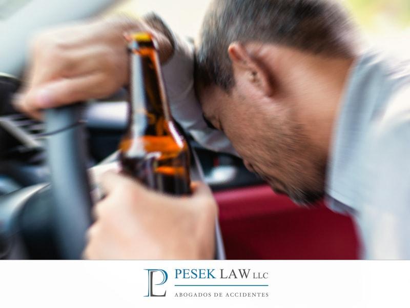 Abogado de Accidente por Conductor Intoxicado, qué pasa | Pesek Law