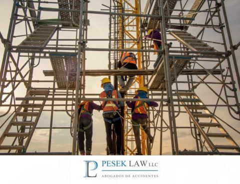 Abogados de Accidentes de Trabajo, evita accidentes | Pesek Law