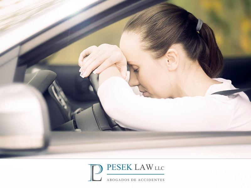 Abogados de Accidentes de Auto, evita insolación en auto | Pesek Law