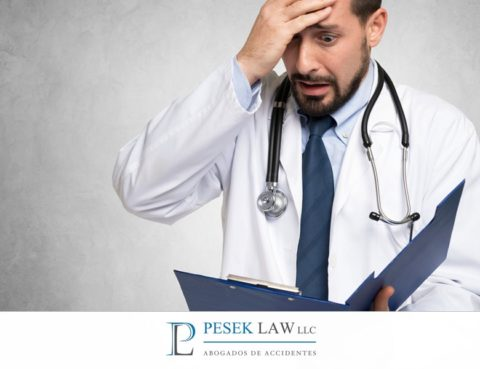 Abogados de Negligencia Médica, Principales Causas | Pesek Law