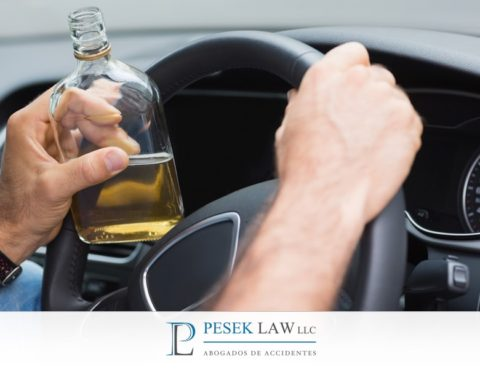 Abogados de Accidentes por Conductor Intoxicado, sanción | Pesek Law