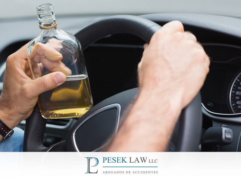 Abogados deAccidentes por Conductor Intoxicado, sanción | Pesek Law