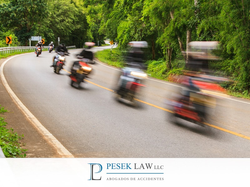 Abogados de Accidentes de Moto, principales causas, Omaha | Pesek Law