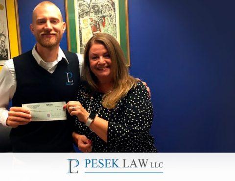 Pesek Law miembro de PALE - Abogados de Accidentes en Omaha