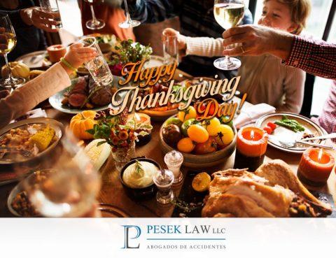 Pesek Law: Día de Acción de Gracias - Abogados de Accidentes, Omaha
