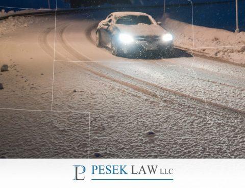 Abogado de Accidentes de Auto: El mal clima continúa | Pesek Law