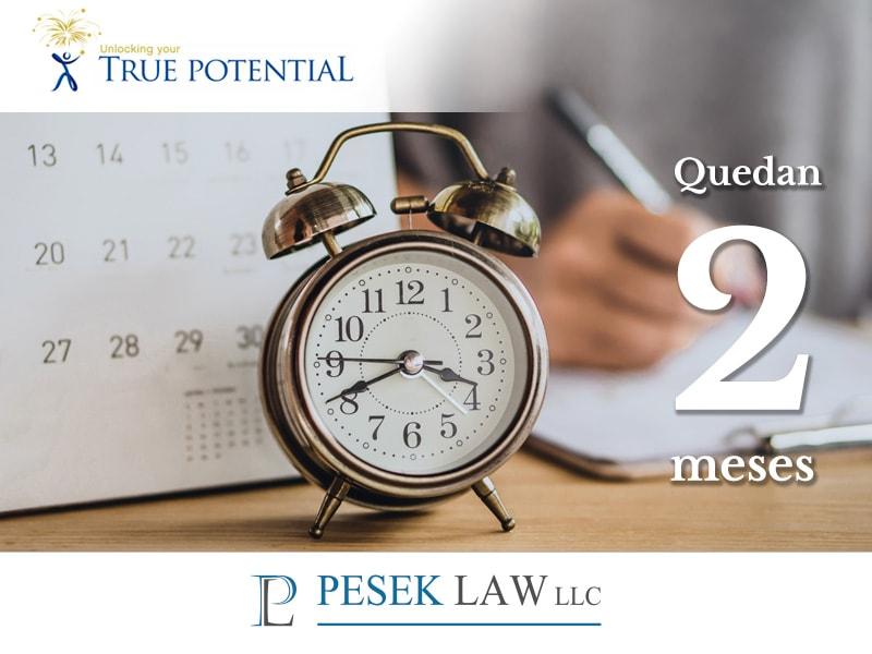 True Potential recibe aplicaciones - Beca para inmigrantes | Pesek Law