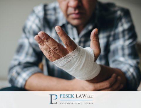 Blog - Abogado de Accidente: Derecho a compensación por accidente | Pesek Law