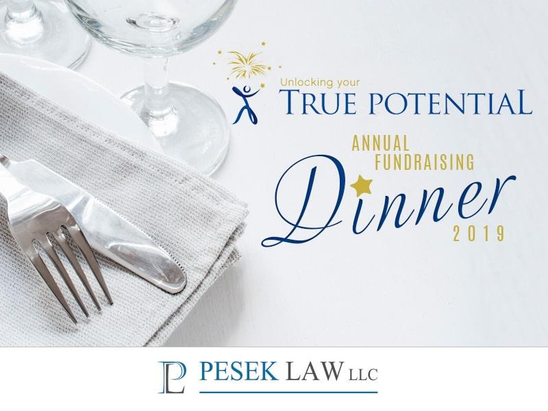 Blog. True Potential, 6ta cena anual Beca | Beca para Inmigrantes | Pesek Law