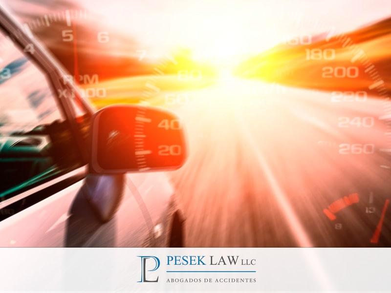 Blog-Abogado de Accidentes de Peatón: Conducción Imprudente | Pesek Law