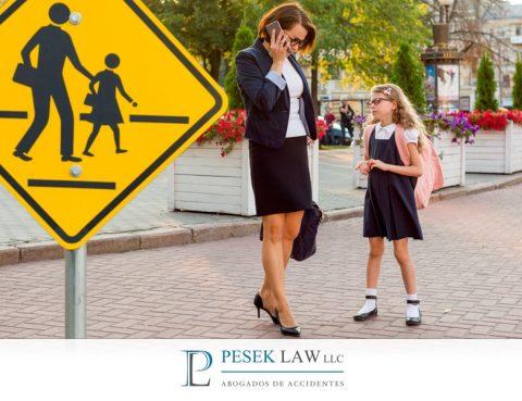 Tips de seguridad peatonal en este regreso a clases
