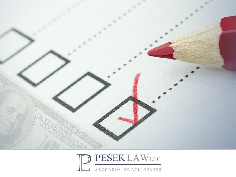 4 consejos para recibir compensación en caso de accidente de trabajo
