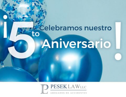 5to aniversario Pesek Law