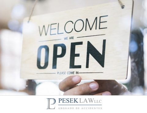 Pesek law, abogados de accidentes, estrena oficinas
