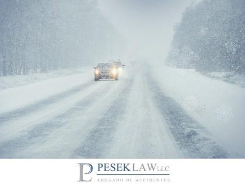 5 trucos para mejorar la conducción con hielo