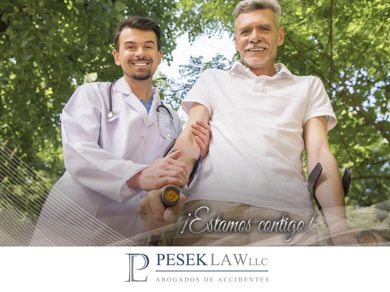 Testimonio real de cliente Pesek Law