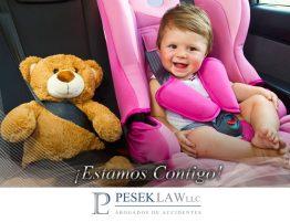 06 consejos para cuidar a tu bebé en caso de sufrir un accidente de auto