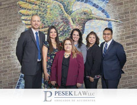 Pesek Law forma parte de la comunidad del Sur de Omaha para estar cerca de ti