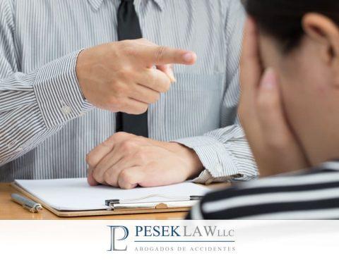 Que no te intimiden las aseguradoras, Pesek Law está contigo