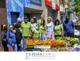 """Pesek Law participa en el """"Spring Planting Day"""""""