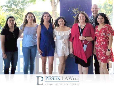 Pesek Law celebra evento para recaudación de fondos de True Potential