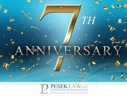 ¡Gracias a todos nuestros clientes, festejamos nuestro 7mo aniversario!